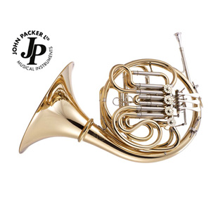 [John Packer] 존파커 프렌치 호른 분리식 벨 - JP261D RATH Bb/F French Horn Detachable bell
