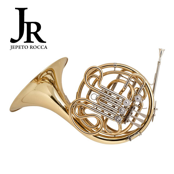 [JEPETO ROCCA] 제페토로카 프렌치 호른 - JHR-616Y Bb/F Deuble French Horn