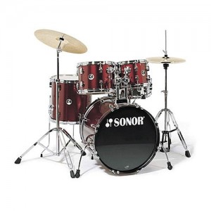[소노] Sonor Force 507 COMBO - Wine Red